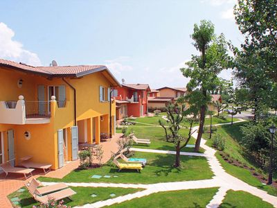 Photo for Apartment Golf Resort Il Ruscello (MAN141) in Manerba - 5 persons, 1 bedrooms