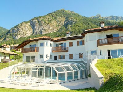 Photo for Apartment is located in a villa 700m above sea level.