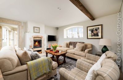 Welcome to the beautiful Washbrook Cottage