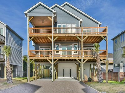 Photo for Beach Bliss - ON SALE!! -  Stunning 4 bedroom Single Family Home