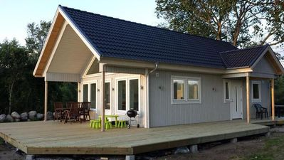Photo for Holiday house Sölvesborg for 1 - 10 persons with 3 bedrooms - Holiday house