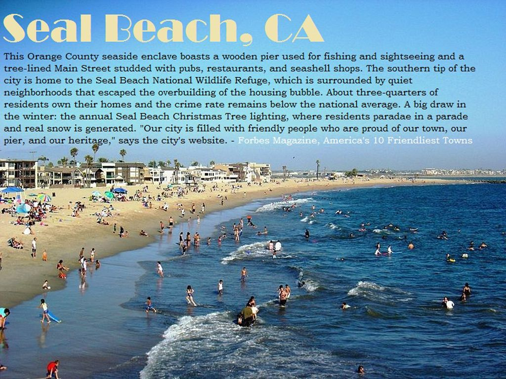 Personals in seal beach california Get better results! - Contenko