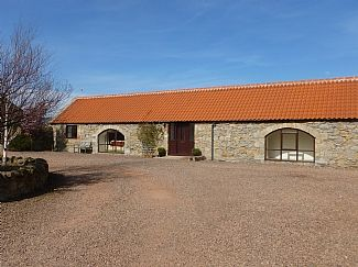 The Cottage, a beautifully appointed agricultural building conversion.