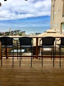 Photo for Oceanfront Entire Beach House With Private Large Backyard And Jacuzzi!