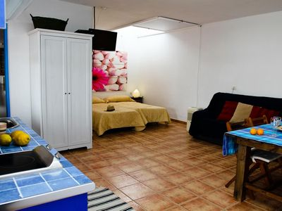Photo for 1BR Apartment Vacation Rental in Famara, Teguise