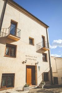 Photo for Rural apartment La Vall de Silvestre for 2 people