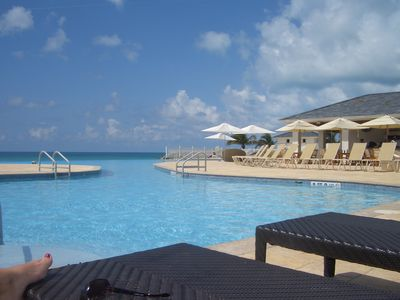 Binimi Bay Condo Rental- Serene Ocean Views Just Seconds Away From The Beach
