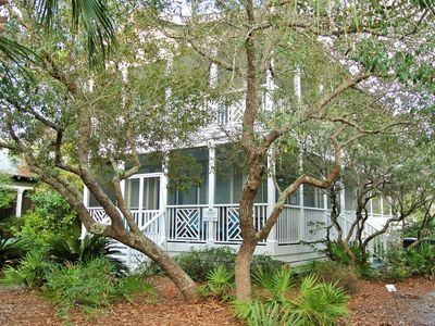 Photo for Paradise30A~ DeckedOut, Updated Kitchen, 2 Community Pools, 2 Bikes Included!