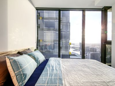 Photo for A Cozy Suite with a View of Docklands & The Yarra