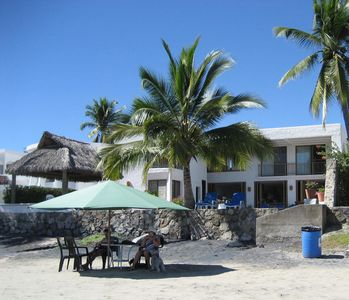 Photo for Club Santiago on beach, NEW LOWER PRICES!