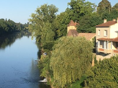 Photo for House with stunning views of the Dordogne