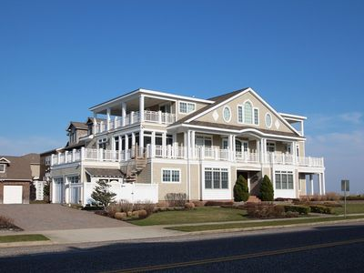Photo for Beautiful Cape May Beach front home, One of the top 50 homes in New Jersey