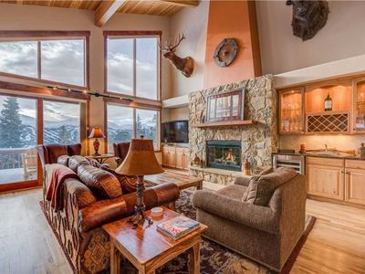 Photo for Emmett's Overlook: 4 BR / 3.5 BA townhome in Breckenridge, Sleeps 10