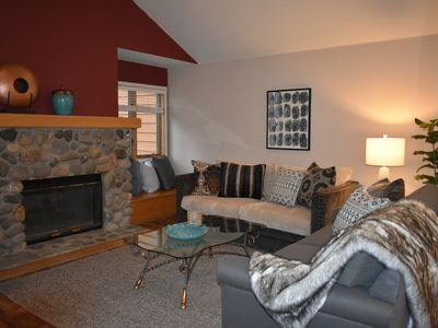 Photo for Beautifully Updated And Centrally Located Incline Village MCcloud Unit