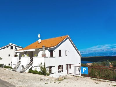Photo for Apartments Nedeljka, (14089), Njivice, island of Krk, Croatia
