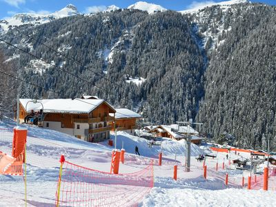 Photo for 1BR Chalet Vacation Rental in VALFRÉJUS