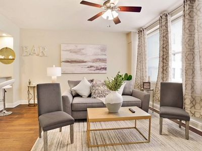 Photo for New Orleans Downtown condo near French Quarters