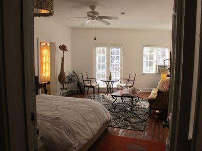Photo for Private Studio w/Bath downtown Sarasota in Historic Burns Square Area