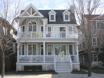 Beautiful house!  Perfect location! 1 block to beach and boardwalk!