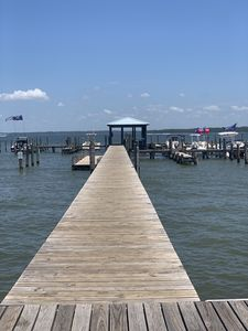 Photo for Condo on Wolf Bay with Dock and Boat Launch