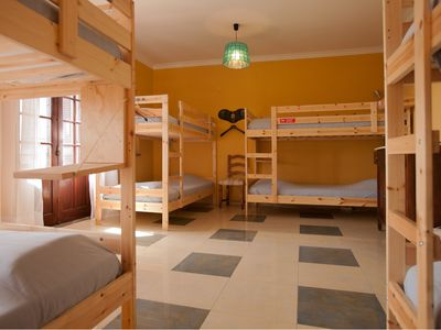 Photo for 8 Bed dorm: Chill Hill Hostel & Private Rooms - Peach Garden (rnal No. 7624 / AL)