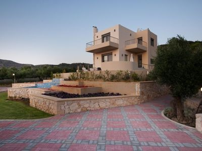 Photo for Vacation home Siroccos  in Nopigia, Crete - 6 persons, 3 bedrooms