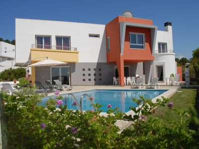 Photo for FAMILY VILLA BY THE SEA, STUNNING VIEW, DETACHED POOL