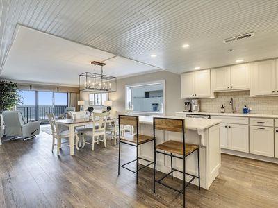 Photo for FREE DAILY ACTIVITIES! New Listing for 2018!!!  This gorgeous 3-bedroom end unit has been taken down to the studs and is being masterfully renovated