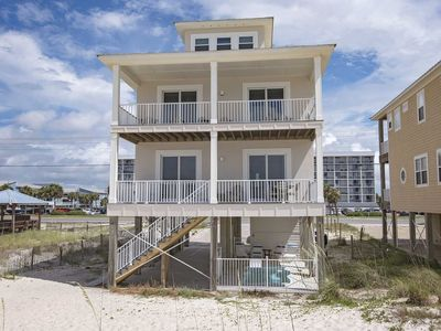 Photo for Livinit Beach House ~ Recenlty Remodeled ~ 5 Bedroom ~ Private Pool ~ Sleeps 18!