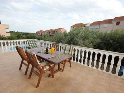 Photo for Apartment Olive  A1(4+1)  - Biograd, Riviera Biograd, Croatia