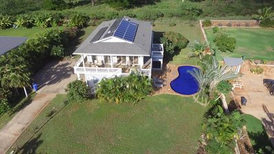 Photo for 6 Bedroom, 7 Bath Home with Private Pool -  Ocean & Mountain Views