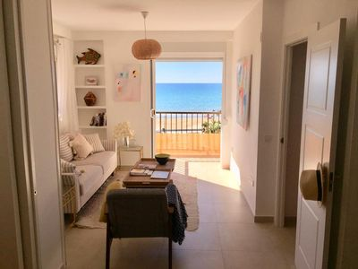 Photo for 2BR Apartment Vacation Rental in Benicàssim, Land Valencia