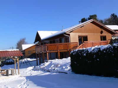 Photo for BIG CHALET IN THE VOSGES A 20MN OF GERARDMER