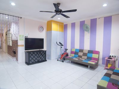 Photo for Melaka Traditional Townhouse in city centre