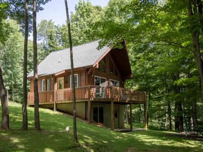 Stunning Secluded Cabin!  Closest Rental to Spruce Knob!