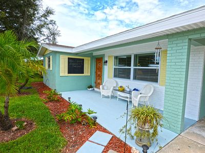 Photo for Key West style home! Pet friendly!