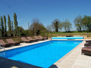 Bay of Mont St. Michel, Oustanding!! Farmhouse with heated  swimming pool - Marigny 3