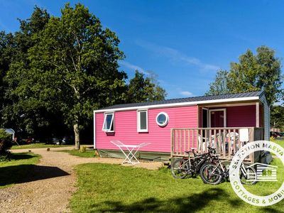 Photo for Camping Domaine de Mesqueau *** - Maeva Camping - Mobile Home O'hara 4 Rooms 6 Persons
