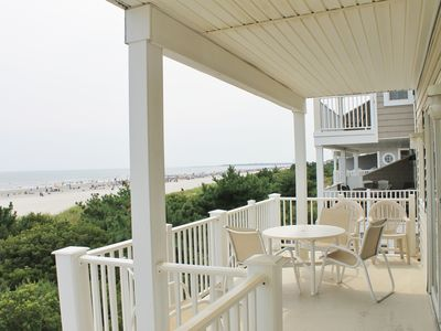 Photo for Luxury Beachfront With TWO Master Suites, Panoramic Views, Fully Equipped