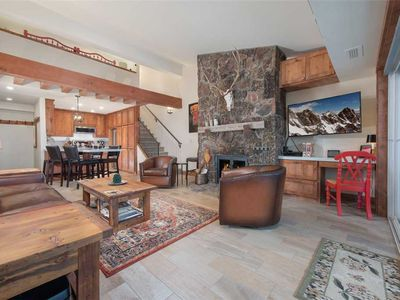 Photo for 2.5bd/2.5ba Whiteridge B 8: 2.5 BR / 2.5 BA condominiums in Teton Village, Sleeps 6
