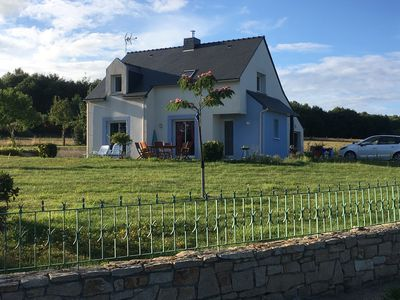 Photo for 3BR House Vacation Rental in Saint-Thurien, Bretagne