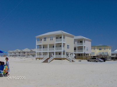Photo for Beautiful (5 bedroom) Beach House -Gulf Shores Alabama