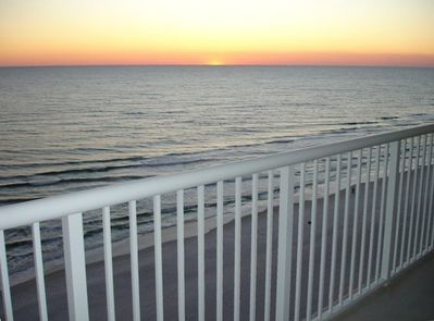 A View of Paradise from the Balcony