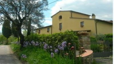 Photo for Bellissina farmhouse in the heart of Chianti ....