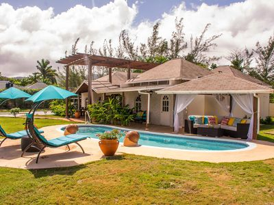 Photo for Exclusive Jamaica Vacation Rental Villa for your Vacation w/Full Staff included