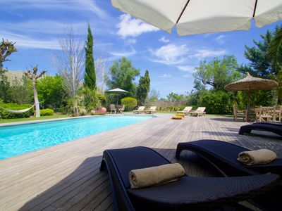 Photo for Simply The Loveliest Country House With Pool Just Outside Pollenca