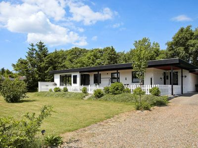 Photo for Luxurious Holiday Home in Struer Jutland with garden in lush greenery