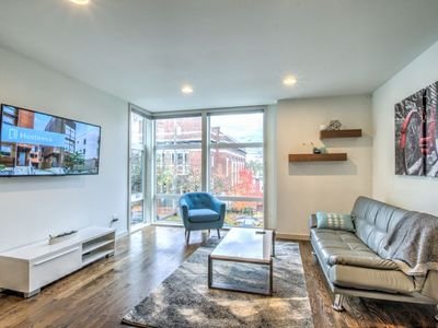Photo for Modern European style home with rooftop oasis - 3BR/2.5BA
