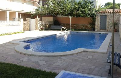 Photo for Beautiful Ground Floor Apartment with pool.