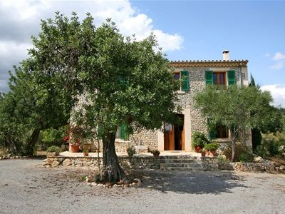 Photo for Cosy restored Mallorca house with private swimming pool